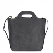 Myomy My Carry Bag Shopper Medium Hunter Off Black