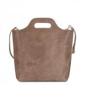 Myomy My Carry Bag Shopper Medium Hunter Waxy Taupe
