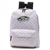 Vans Realm Rugzak Chalk Pink Checkerboard
