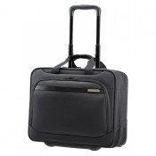 "Samsonite Vectura Office Case Wheels 15.6"" Black"
