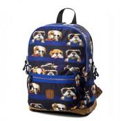 Pick & Pack Fun Kinder Rugzak Dogs Blauw