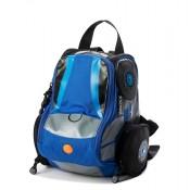 Pick & Pack Fun Rugzak Blue Tractor