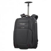 "Samsonite Pro-DLX 5 Laptop Backpack Wheels 17.3"" Black"