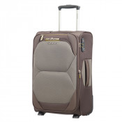 Samsonite Dynamore Upright 55 Expandable Length 35 Taupe