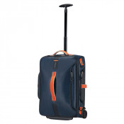Samsonite Paradiver Light Duffle Wheels 55 Strict Cabin Blue Nights