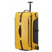 Samsonite Paradiver Light Duffle Wheels 79 Yellow