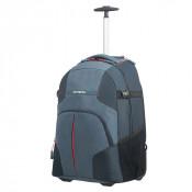 Samsonite Rewind Laptop Backpack Wheels 55 Storm Blue
