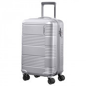 Samsonite Maven Spinner 55 Matt Silver