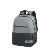 "American Tourister City Drift Laptop Backpack 13.3""-14.1"" Black/Grey"