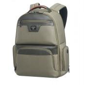 "Samsonite Zenith Laptop Backpack 15.6"" Taupe"