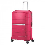 Samsonite Flux Spinner 81 Expandable Granita Red