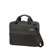"""Samsonite Network 3 Laptop Bag 14.1"""" Charcoal Black"""