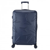 Decent Q-Luxx Trolley 77 Expandable Dark Blue