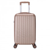 Decent Tranporto-One Handbagage Trolley 55 Salmon Pink