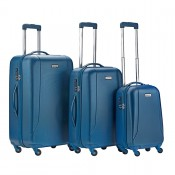 CarryOn Skyhopper 3-Delige Kofferset Cool Blue