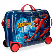 Disney Rolling Suitcase 4 Wheels Spiderman Neo
