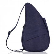 The Healthy Back Bag The Classic Collection Textured Nylon M iPad Blue Night