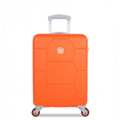 SuitSuit Caretta Playful Handbagage Spinner Vibrant Orange