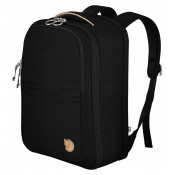 FjallRaven Travel Pack Small Rugzak Black
