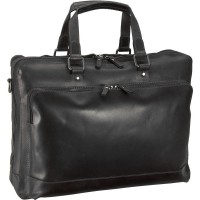 Leonhard Heyden Dakota Laptoptas Black 7562