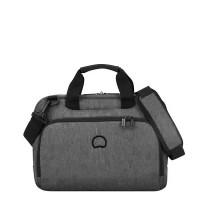 """Delsey Esplanade Laptop Bag 1-CPT 13.3"""" Anthracite"""