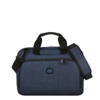 """Delsey Esplanade Laptop Bag 1-CPT 13.3"""" Navy"""