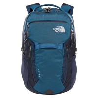 The North Face Surge Rugzak Dish Blue Light Heather/Urban Navy