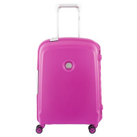 Delsey Belfort Plus Spinner Cabin Trolley Slim 55 Pink
