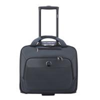 """Delsey Parvis Plus Boardcase Trolley Cabin 1-CPT 15.6"""" Grey"""