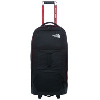 The North Face Longhaul 30 Rolkoffer TNF Black Emboss/ TNF Black