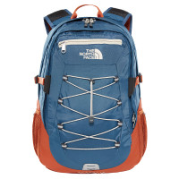 The North Face Borealis Classic Rugtas Shady Blue/Gingerbread Brown