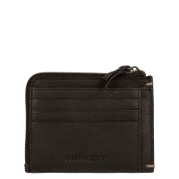 Burkely Antique Avery CC Zip Around Black 041156