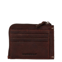Burkely Antique Avery CC Zip Around Brown 041156