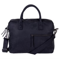 DSTRCT Wall Street Business Laptoptas 15.4'' Double Black