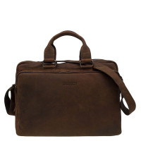 DSTRCT Wall Street Business Laptoptas 17'' Brown 76720