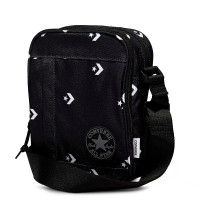 Converse Poly Cross Body Schoudertas Star Chevron/ Black/ White