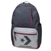 Converse Go Backpack Color Block Burgundy