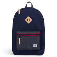 Herschel Heritage Rugzak Offset Peacoat/Dark Denim