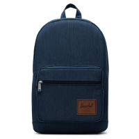 Herschel Pop Quiz Rugzak Indigo Denim Crosshatch