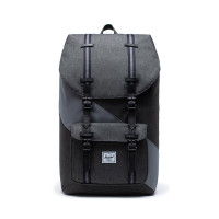 Herschel Little America Rugzak Black Crosshatch/Quiet Shade/Periscope
