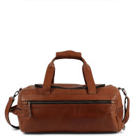 Still Nordic Clean Multi Sportsbag Cognac