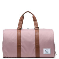 Herschel Novel Reistas Ash Rose Tan Synthetic Leather