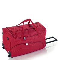 Gabol Week Medium Wheel Bag Red