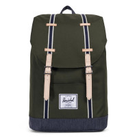 Herschel Retreat Rugzak Offset Forest Night/Dark Denim