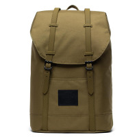 Herschel Retreat Rugzak Khaki Green