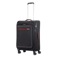 American Tourister Airbeat Spinner 68 Exp. Universe Black