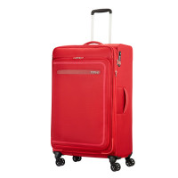 American Tourister Airbeat Spinner 80 Exp. Pure Red