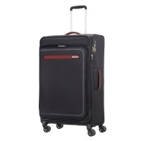 American Tourister Airbeat Spinner 80 Exp. Universe Black