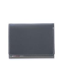Mywalit Medium Tri-Fold Wallet Portemonnee Grey
