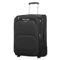 Samsonite Dynamore Upright 55 Expandable Length 40 Black